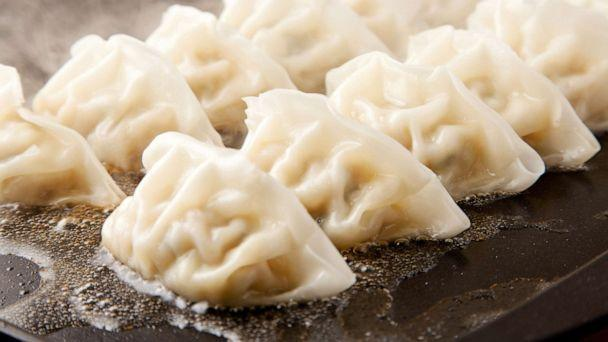 PHOTO:Freshly steamed dumplings. (Adobe Stock Images)