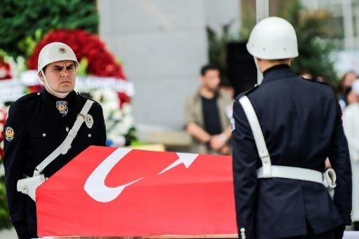 Turkish officer killed by IS suspect helped prevent attack: police