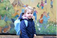 """<p>Queen Elizabeth herself was homeschooled. However, the Duchess and Duke of Cambridge have chosen to enroll Prince George and Princess Charlotte in school—<span class=""""redactor-invisible-space"""">starting in 2016 with Prince George's <a href=""""http://www.telegraph.co.uk/news/uknews/prince-george/12057507/William-and-Kate-choose-Montessori-nursery-in-Norfolk-for-Prince-George.html"""" rel=""""nofollow noopener"""" target=""""_blank"""" data-ylk=""""slk:nursery school"""" class=""""link rapid-noclick-resp"""">nursery school</a>, the Westacre Montessori School in Norfolk<span class=""""redactor-invisible-space"""">, England. </span></span></p>"""