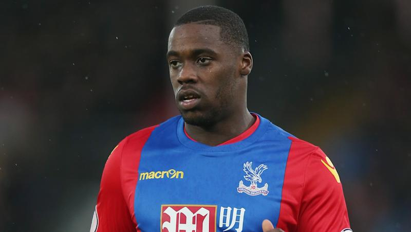 Schlupp delighted by 'unexpected' injury return for Crystal Palace