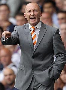 Ian Holloway ranted about EPL officials with Blackpool facing relegation