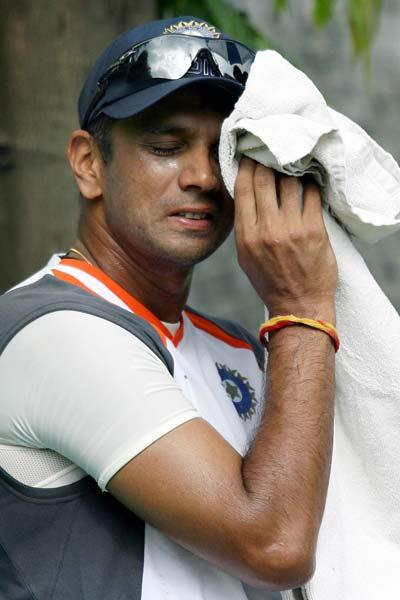 Rahul's performance on the domestic circuit put pressure on the selectors to pick him for the 1996 World Cup being played at home.  The then Chairman of selectors G Vishwanath justified his exclusion on the grounds that making a debut in such a high profile tournament would put undue pressure on him and one failure could ruin his career.
