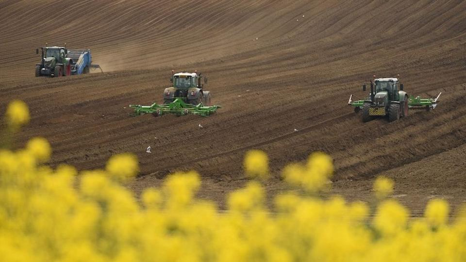 The government should raise its ambitions on paying farmers to improve the countryside, the report says