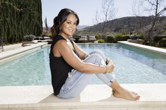 Laila Ali (Photo: Courtesy of Think About Your Eyes)