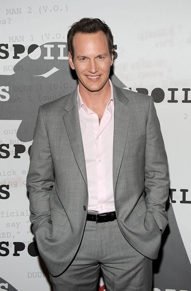 """<a href=""""http://movies.yahoo.com/movie/contributor/1804501534"""">Patrick Wilson</a> at the MTV screening party for <a href=""""http://movies.yahoo.com/movie/1808406490/info"""">Watchmen</a> in West Hollywood - 02/18/2009"""