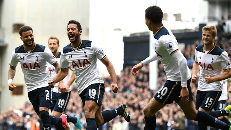 Tottenham on longest-ever winning streak after Bournemouth thrashing