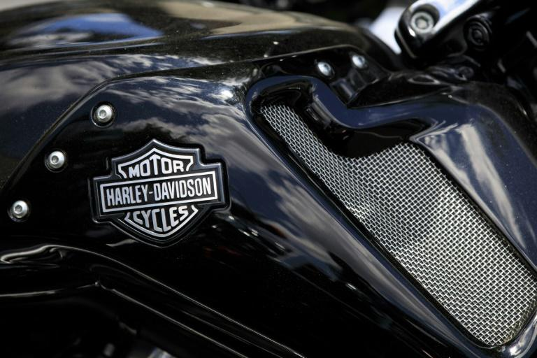 Harley Davidson, the iconic American hog maker, will bump up the price of its bikes at least 20 percent, says a store representative in Beijing