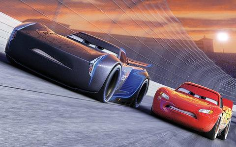 The games included children's characters such as Disney's Lightning McQueen - Credit: Disney