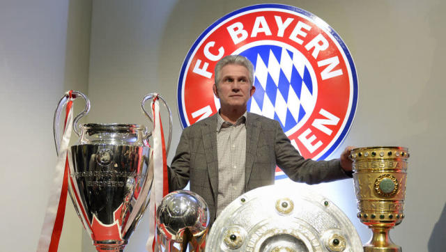 <p>Everybody stood up and took note of Bayern Munich in 2012/2013.</p> <br><p>Jupp Heynckes' final season saw him guide his team to an incredible treble as power started to shift away from Barcelona.</p> <br><p>The Bavarians won the Bundesliga, the DFB-Pokal after beating Stuttgart 3-2, and the Champions League which saw them edge out league rivals Borussia Dortmund, after crushing Barcelona en route to the final, which got people particularly excited given the Catalans' reputation as the supposed 'best team in the world'.</p> <br><p>They became the first German team ever to win a treble and allowed Heynckes to go out in style.</p>