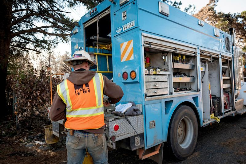 PG&E Says $150 Billion Could Be Price Tag of a Judge's Fire Plan