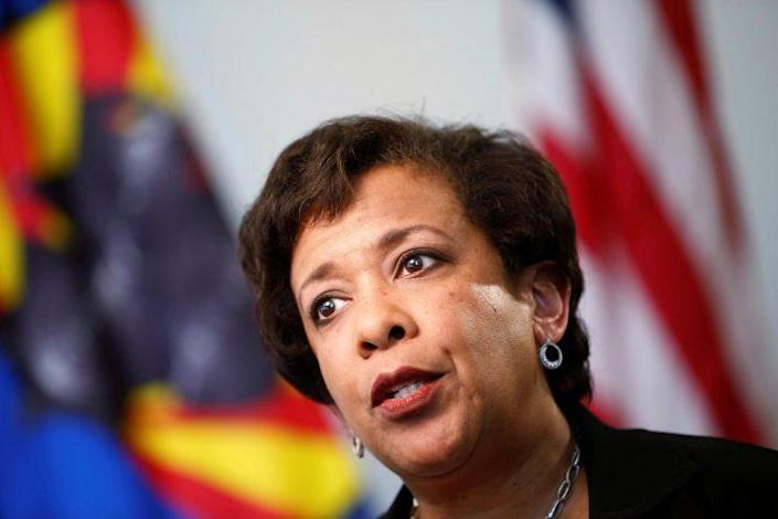 U.S. Attorney General Loretta Lynch (Photo: Nancy Wiechec/Reuters)