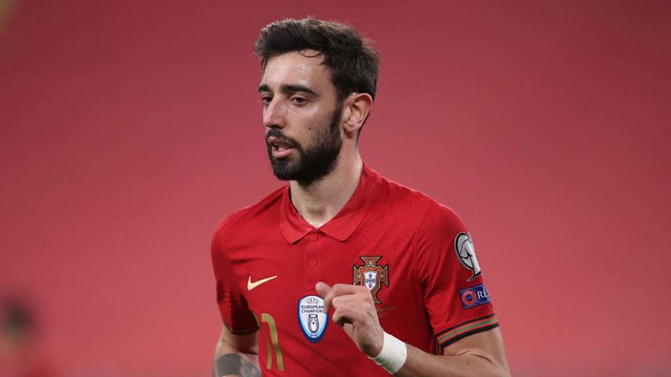 Bruno Fernandes | Jonathan Moscrop/Getty Images