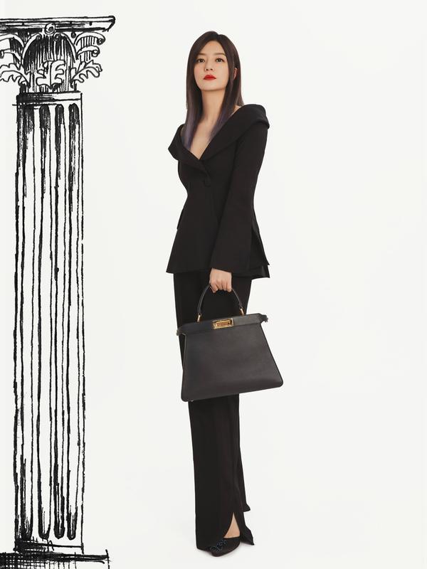 Fendi Limited Edition Capsule Collection Zhao Wei