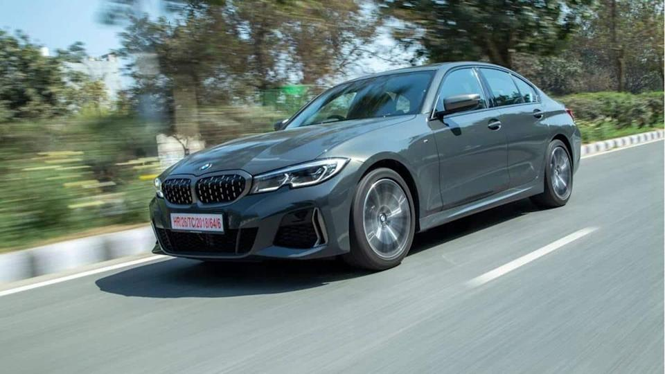 BMW M340i xDrive sold out in India within few days