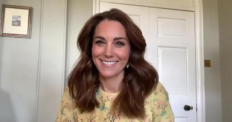Kate Middleton appeared on the UK's This Morning to talk about her new project with the National Portrait Gallery. Photo: ITV