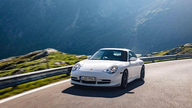 A Look Back at 20 Years of the Porsche 911 GT3