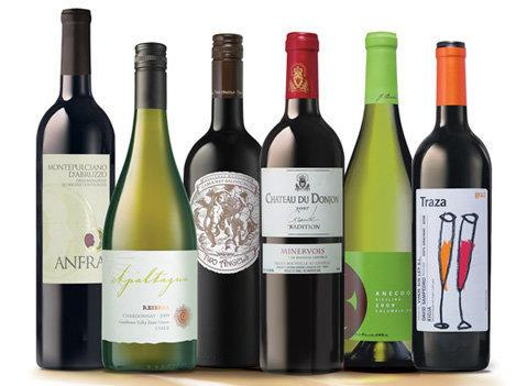 (Wine of the month club)