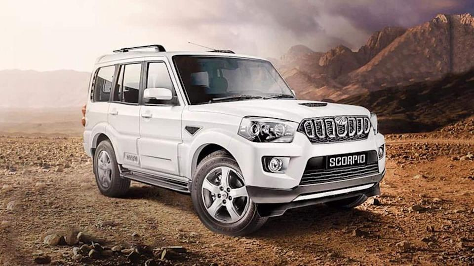 Next-generation Mahindra Scorpio likely to be called