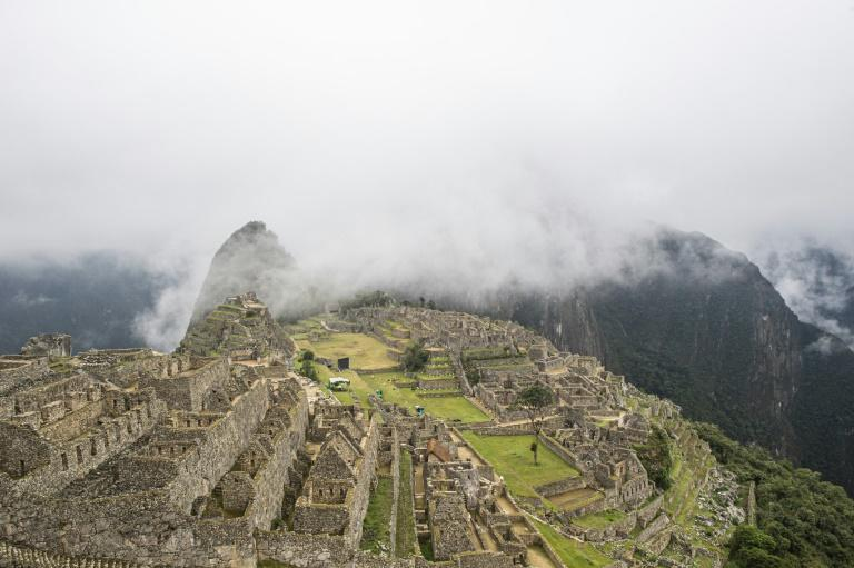 Bears have been exploring Machu Picchu, where tourists have restricted during the pandemic