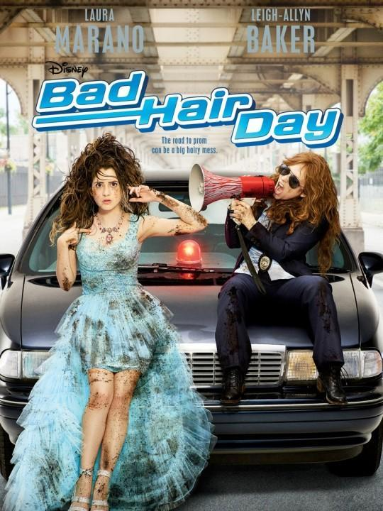 <p>For many people nightmare is spelled P-R-O-M, but especially for the heroine of this film, whose special day swiftly becomes a nonstop inescapable hellscape thanks to her run-ins with a jewel thief.<br><br><i>(Credit: Disney Channel)</i> </p>