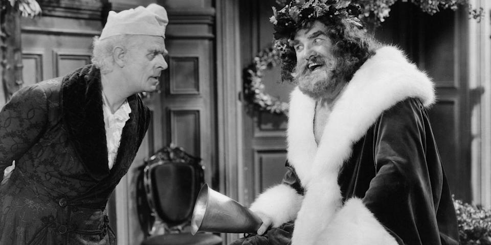 """<p>Deciding which adaptation of Charles Dickens' tale is your favorite is an entirely personal journey. For us, one is Edwin Marin's family-friendly version of Scrooge and his ghost squad. Made during the Golden Age of Hollywood, it's light on yuletide fear, heavy on Christmas cheer, and we're okay with that.</p><p><em>Stream on amazon.com, $3 to rent, $13 to buy.</em> <a class=""""link rapid-noclick-resp"""" href=""""https://www.amazon.com/Christmas-Carol-Gene-Lockhart/dp/B002B2D9M6/?tag=syn-yahoo-20&ascsubtag=%5Bartid%7C10056.g.13149732%5Bsrc%7Cyahoo-us"""" rel=""""nofollow noopener"""" target=""""_blank"""" data-ylk=""""slk:WATCH"""">WATCH</a></p>"""