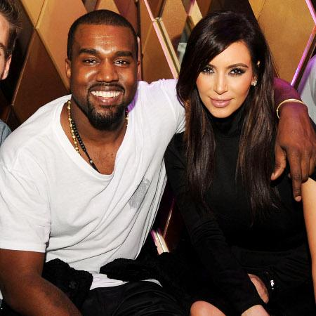 Kanye West 'too squeamish to watch birth'