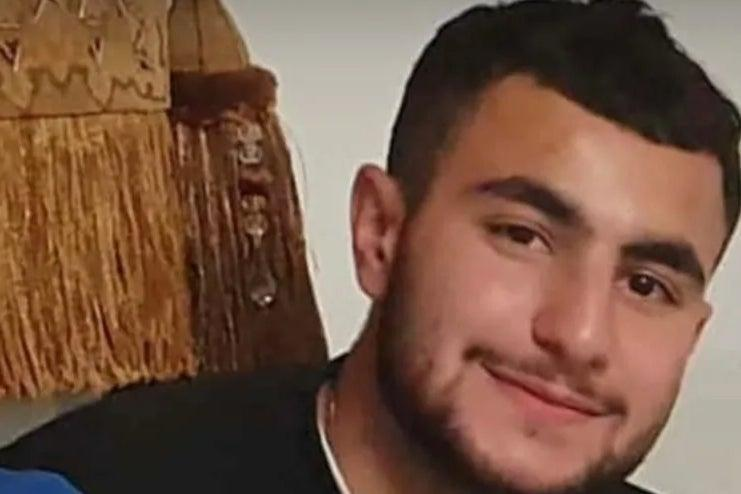 Ahmed Beker was killed on the same stretch of road as his cousin Josiph Beker in 2019 (Met )