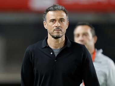Ex-Spain and Barcelona manager Luis Enrique writes emotional note after his nine-year-old daughter dies of bone cancer