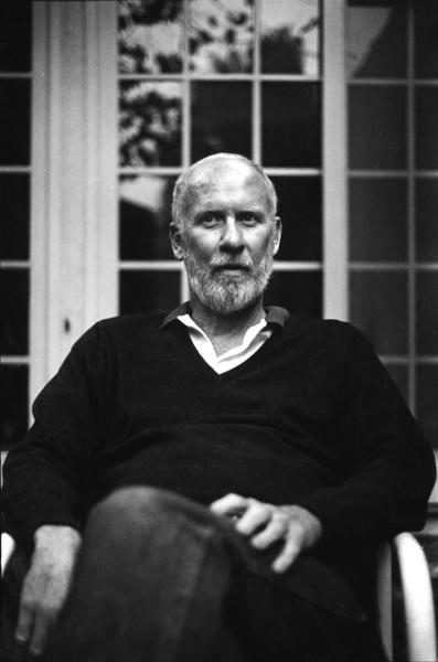 """This circa 1980 photo provided by courtesy of the Courtesy Robert Relyea Collection shows film producer and assistant director, Robert E. Relyea, whose credits included """"The Magnificent Seven"""" and """"West Side Story,"""" sitting at home in Los Angeles. During a career that spanned over 40 years, he worked with stars such as John Wayne on """"The Alamo"""" and Elvis Presley on """"Jailhouse Rock."""" He died at 82 of natural causes on March 5, 2013, in Los Angeles. (AP Photo/Courtesy Robert Relyea Collection, Lane Relyea)"""