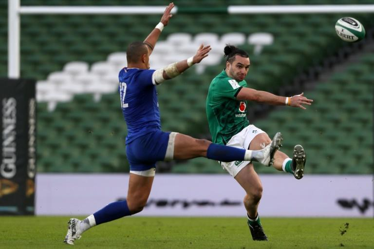 Ireland wing James Lowe has hit back at critics saying he is progressing in his defensive play despite being at fault for two tries the Irish conceded in successive narrow Six Nations defeats