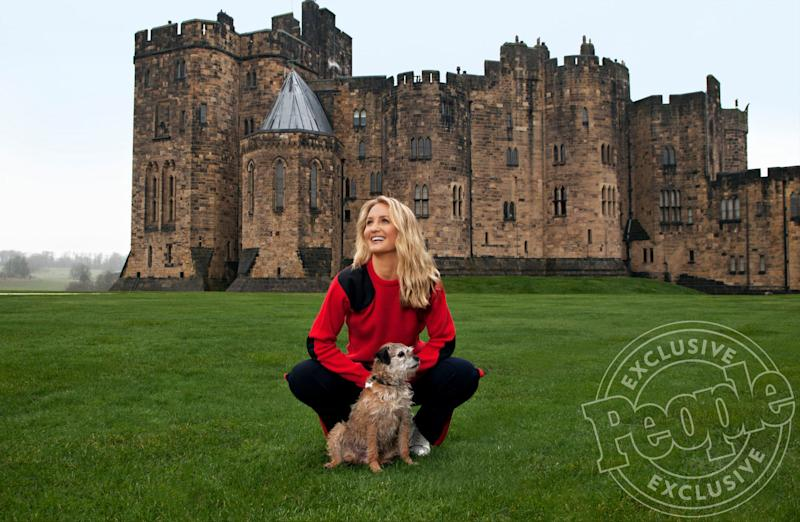 Meet the Fashion Designer Who Grew Up at Hogwarts!