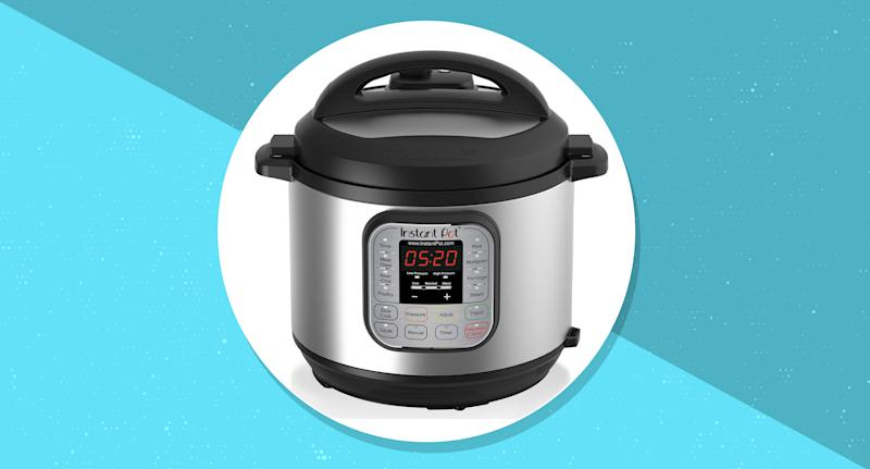 The best deal on the most popular Instant Pot is at Walmart. (Photo: Walmart)