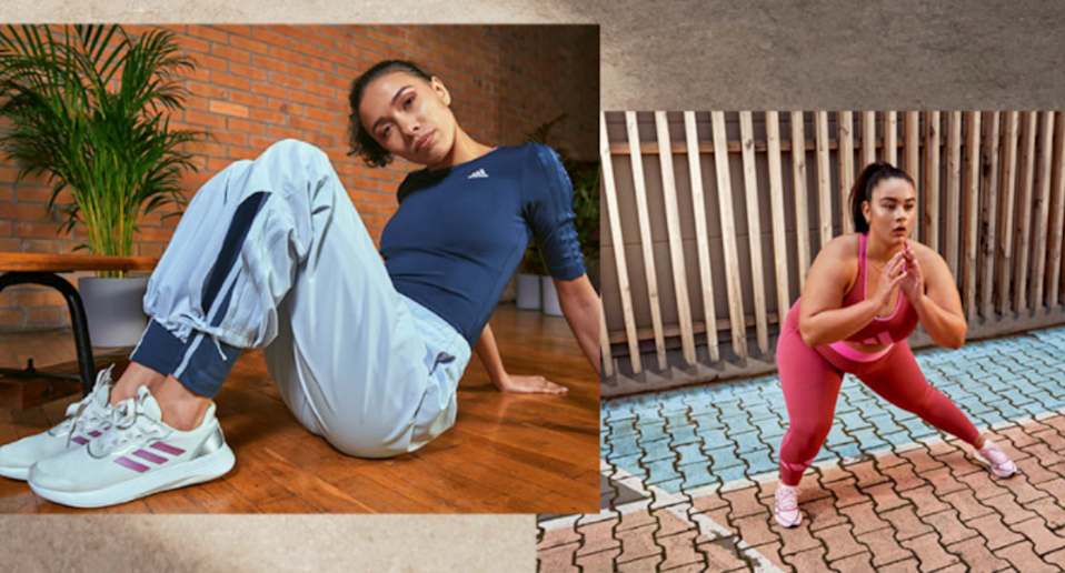 Save up to 40% on these top Adidas outlet styles for women.