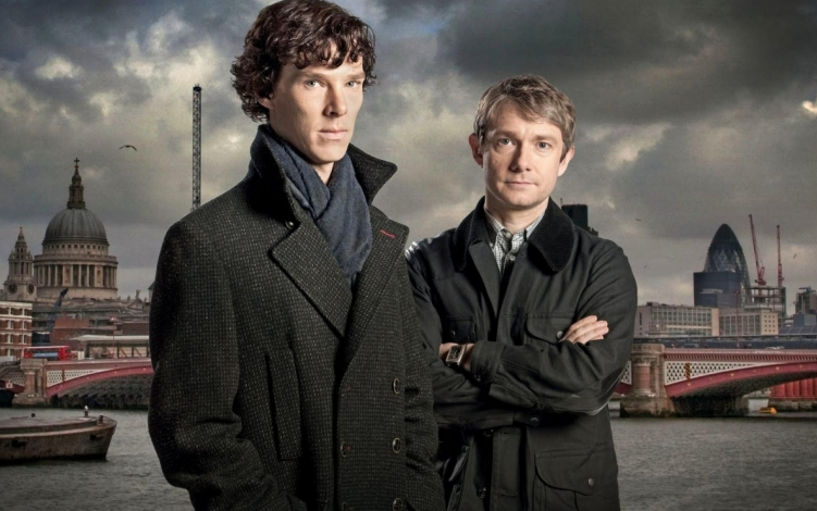 <p>SHERLOCK – So, we think a few people might be a *bit* excited about Benedict and Martin's return to the small screen. Moriarty is seemingly back from the dead, while someone else is busy smashing up busts of Thatcher. </p>
