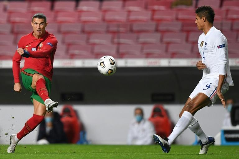 Cristiano Ronaldo was kept quiet and unable to add his 102 international goals
