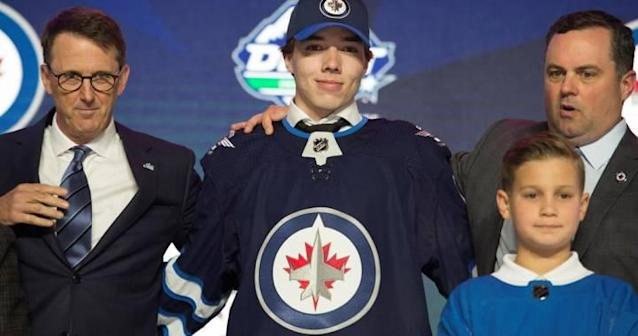 Winnipeg Jets send defenseman Ville Heinola back to Finland