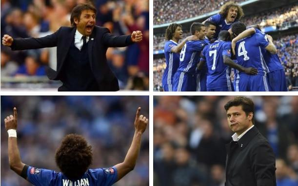 How Chelsea manager Antonio Conte outsmarted Spurs to reach FA Cup final and deal rivals heavy blow in Premier League title race