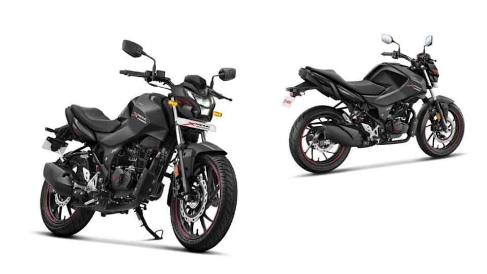 Hero introduces Xtreme 160R Stealth Edition at Rs. 1.17 lakh