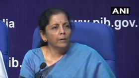Twitter user panned for referring to Nirmala Sitharaman as 'sweetie'