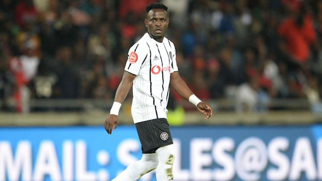 The Buccaneers midfielder speaks about their combinations with the PSL top scorer