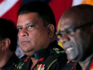 Sri Lanka rejects criticism over new army chief accused of war crimes, calls it 'sovereign decision'