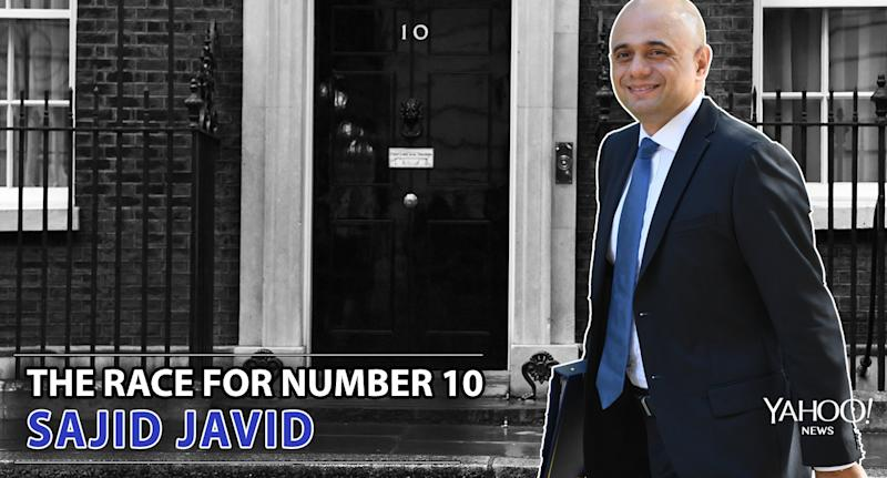 Race for Number 10: Sajid Javid