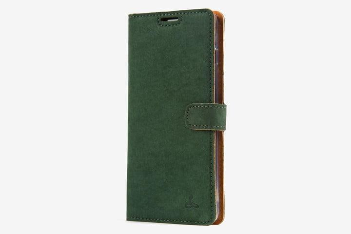 Snakehive Vintage Wallet for Samsung Galaxy S10