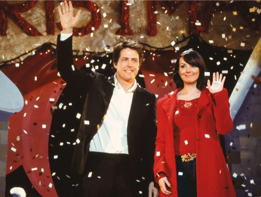 Love Actually plays to many stereotypes about Britishness (Photo: Universal)