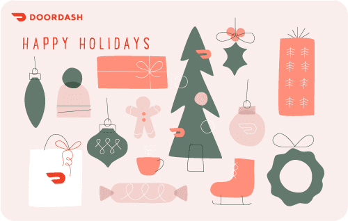 """<h2>DoorDash Gift Card</h2> <br>In a year distinctly marked by takeout, what better gift to give than the gift of more takeout. Plus, if your gift recipient has a <a href=""""https://www.refinery29.com/en-us/chase-credit-card-experiences-vacation-points-review"""" rel=""""nofollow noopener"""" target=""""_blank"""" data-ylk=""""slk:Chase Sapphire credit card"""" class=""""link rapid-noclick-resp"""">Chase Sapphire credit card</a>, they'll get five times the rewards on their purchases. Sounds like a win-win to me!<br><br><strong>DoorDash</strong> DoorDash Gift Card, $, available at <a href=""""https://go.skimresources.com/?id=30283X879131&url=https%3A%2F%2Fdoordash.launchgiftcards.com%2F"""" rel=""""nofollow noopener"""" target=""""_blank"""" data-ylk=""""slk:DoorDash"""" class=""""link rapid-noclick-resp"""">DoorDash</a>"""