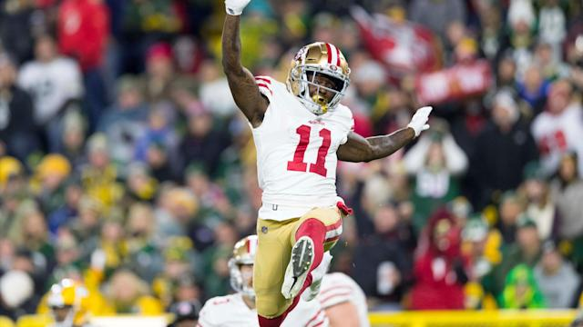 Marquise Goodwin is already looking forward to the 2020 Olympics that will be held in Tokyo, Japan.
