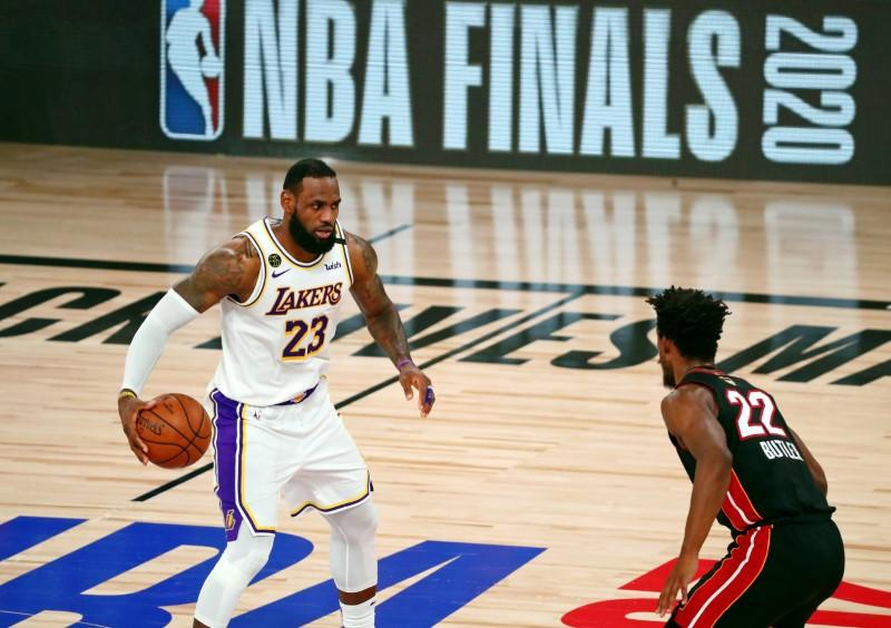 LeBron earns 'respect' and fourth Finals MVP award