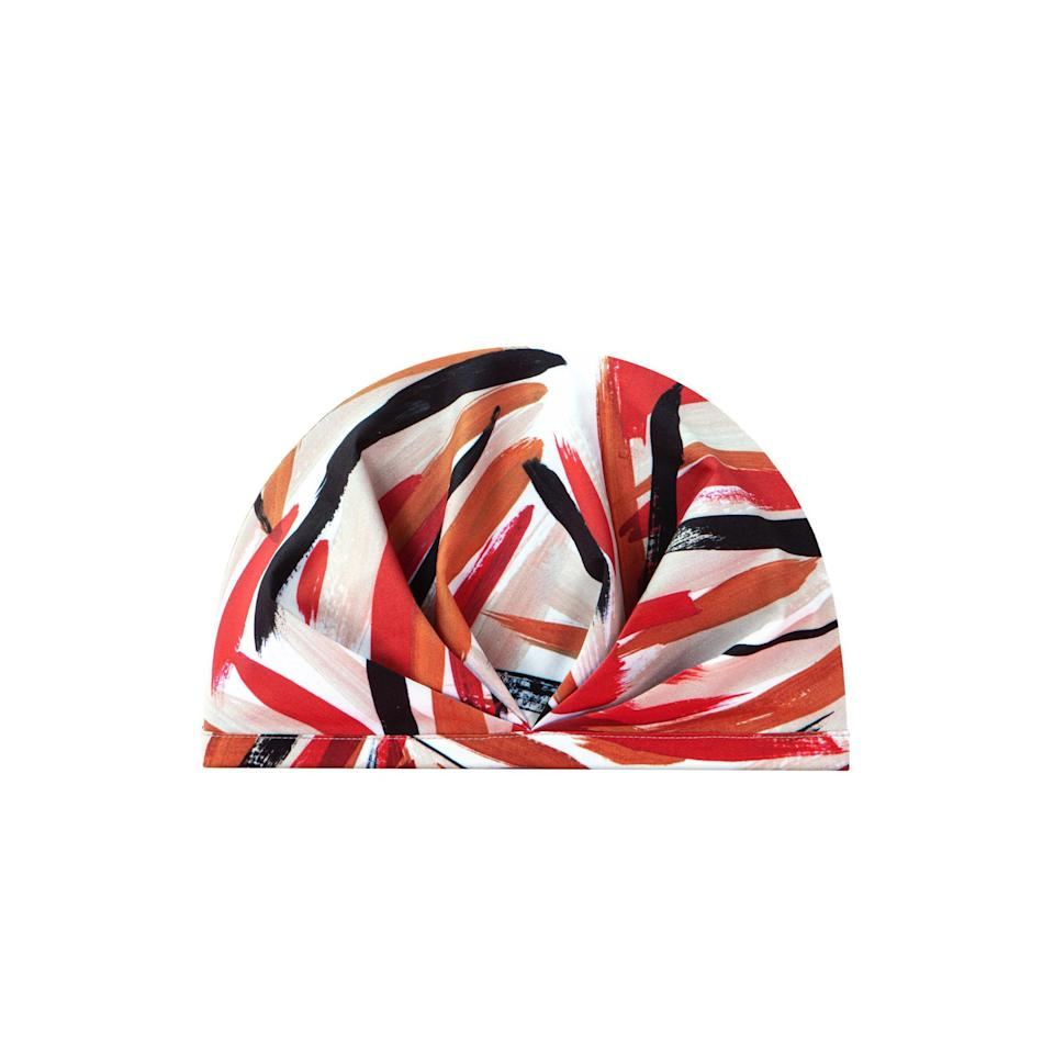 """You may not think of a shower cap as something giftable, but these are practically works of art. $43, The Detox Market. <a href=""""https://www.thedetoxmarket.com/products/the-sway"""" rel=""""nofollow noopener"""" target=""""_blank"""" data-ylk=""""slk:Get it now!"""" class=""""link rapid-noclick-resp"""">Get it now!</a>"""