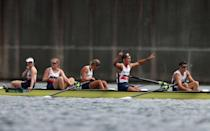<p>Team GB's mixed coxed four (PR3Mix4) have defended their winning streak with a gold medal on day five of the Paralympics.</p>