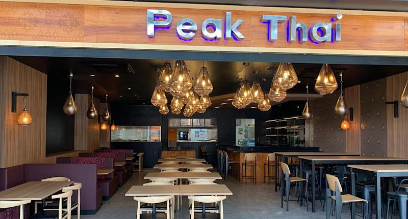 Springfield's Peak Thai could be forced to close for good after two diners forced the establishment to re-close, following the coronavirus lockdown. Source: Facebook